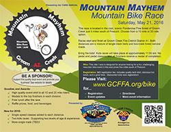 Prescott AZ Mountain Bike Race